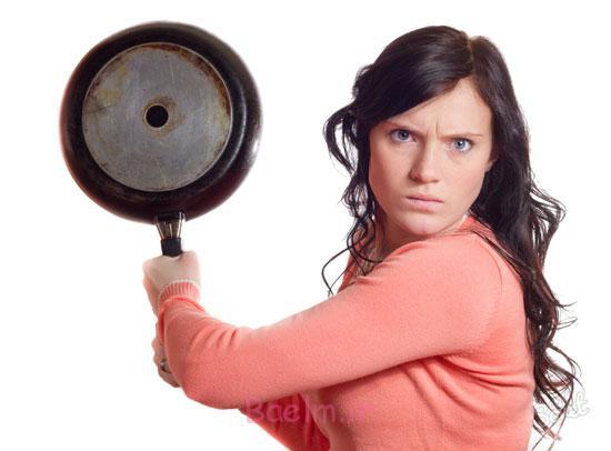 چگونه با همسر عصبانی کنار بیاییم؟