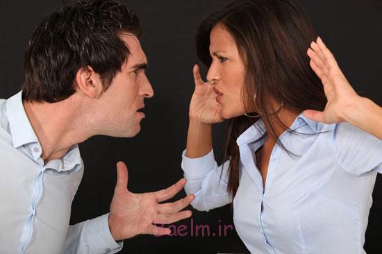 چطور با شوهر بداخلاق و عصبانی کنار بیام ؟