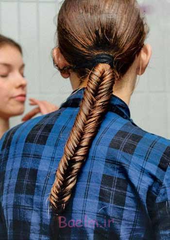 مدل موی بافته, مدل موی بافته شده, موی بافته, موی بافته شده, انواع مدل موی بافته,