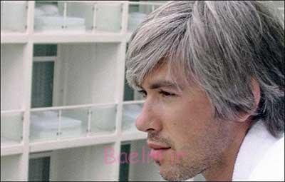 از بین بردن سفیدی موها