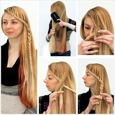 مدل های متنوع و زیبای بافت مو
