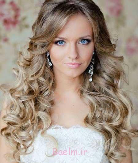 مدل های موی زنانه و دخترانه مخصوص مهمانی و مجالس