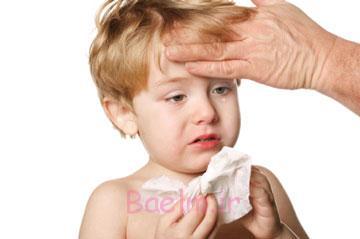 در صورت تب کردن نوزاد و کودک باید چه کنیم ؟