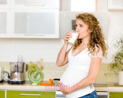 مراقبت در دوران بارداری,تغذیه قبل از باردرای