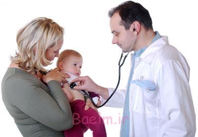 علت حساسیت غذایی در کودکان،درمان حساسیت غذایی در کودکان