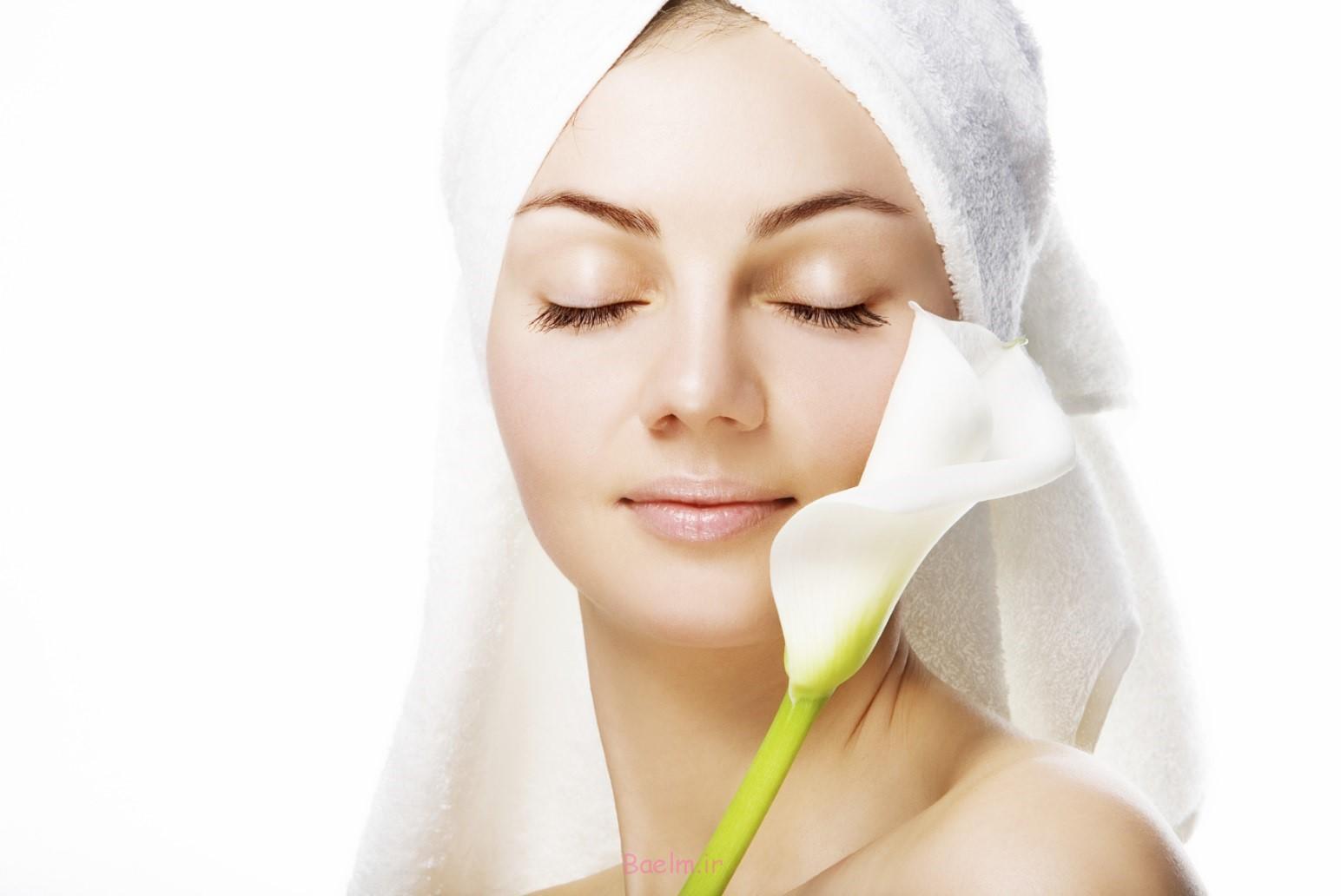 روش هایی برای کاهش و کوچک کردن منافذ پوست