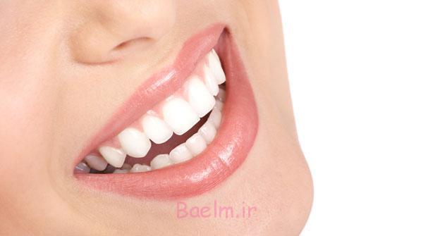 ترفندهایی برای اینکه دندان هایتان سفیدتر و زیباتر دیده شوند