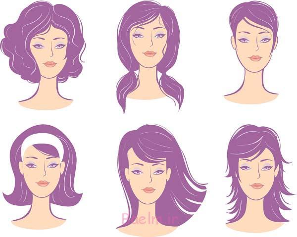 مدل موی کوتاه زنانه برای هر نوع صورت