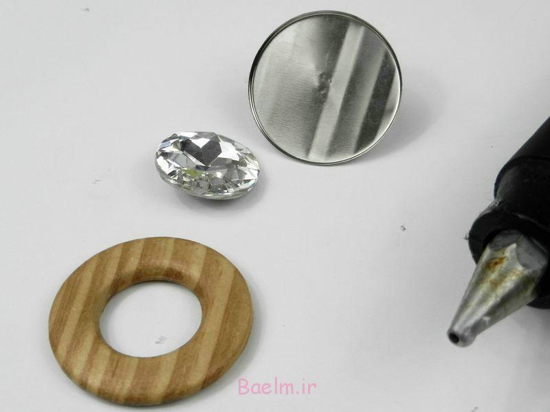 حلقه چوب دست ساز برای دختران -DIY آموزش (1)