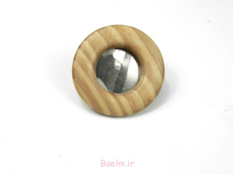 حلقه چوب دست ساز برای دختران -DIY آموزش (3)