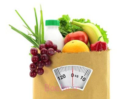رژیم لاغری, غذاهای سالم