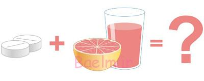 پزشکی |  داروهایی که نباید با میوه بخورید