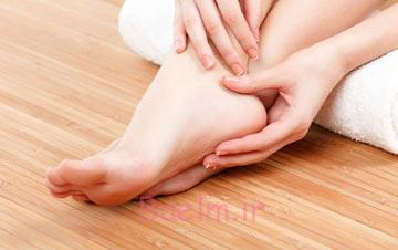 مراقبت از پاها, محافظت از پاها, علت درد در پاها