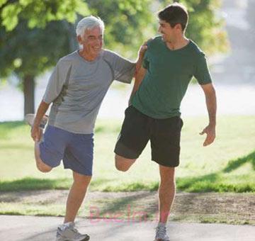 سلامت مغز,ارتباط بین سلامت مغز و ایستادن روی یک پا,عدم تعادل