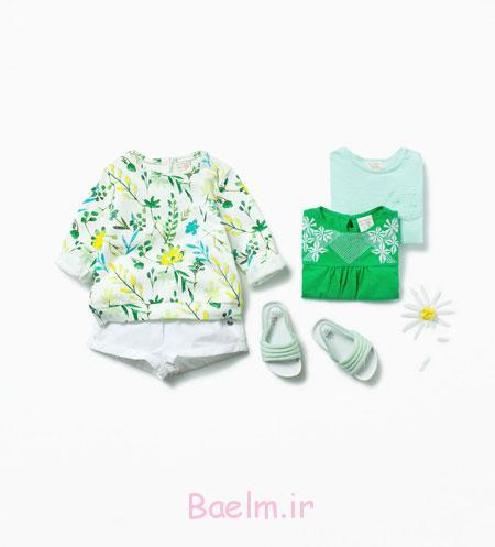 ست لباس نوزادی, لباس نوزادی دخترانه