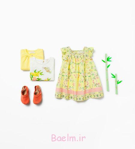 لباس نوزادی دخترانه, جدیدترین لباس نوزادی