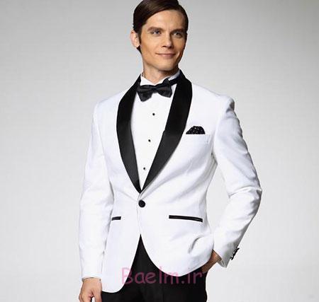کت و شلوار سفید را باید در روزهای خاص به تن کرد