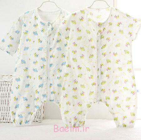 لباس خواب نوزادی سرهمی, جدیدترین لباس نوزادی