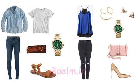 ست لباس زنانه,ست لباس تابستانی
