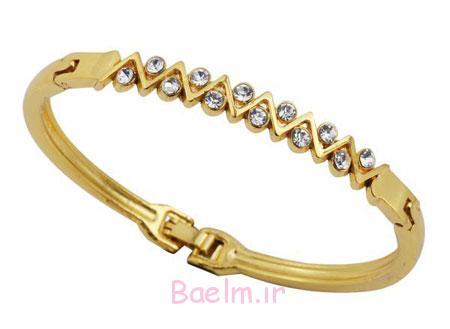 مدل های شیک و بسیاز زیبای دستبند طلای زنانه و دخترانه مدل جدید