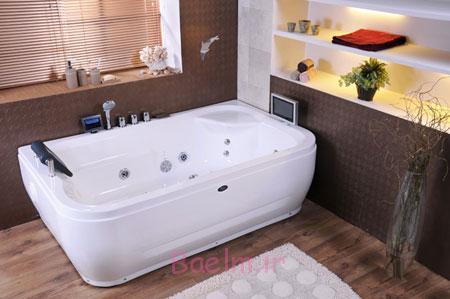 طراحی حمام های مدرن,نکاتی برای طراحی حمام