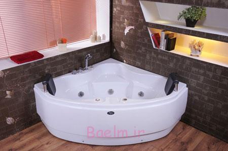 حمام های شیک,طراحی جدید حمام