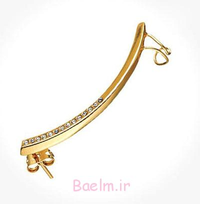 مدل گوشواره طلا,جدیدترین مدل گوشواره طلا