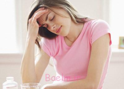 علائم بارداری,اولین علائم بارداری,سرگیجه در بارداری