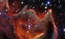 دیدنیهای علمی   تصویری از یک مجموعه ستارهای به نام دست خدا