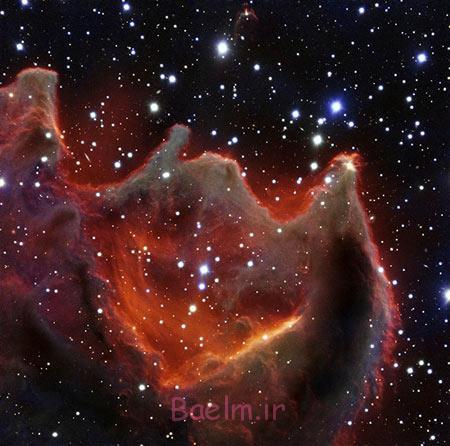 دیدنیهای علمی | تصویری از یک مجموعه ستارهای به نام دست خدا