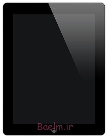 نسل چهارم آیپد که به نام آیپد با صفحه نمایش رتینا هم شناخته میشود در تاریخ 12 آبان سال 1391 راهی بازار شد.