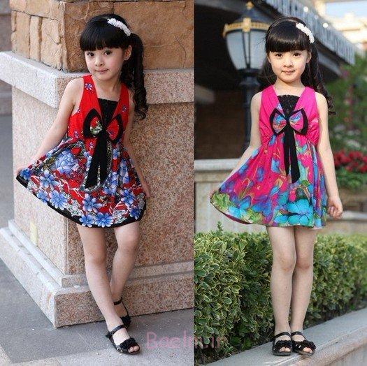 ژورنال لباس | مدل های جدید و شیک از لباس مهمانی دخترانه