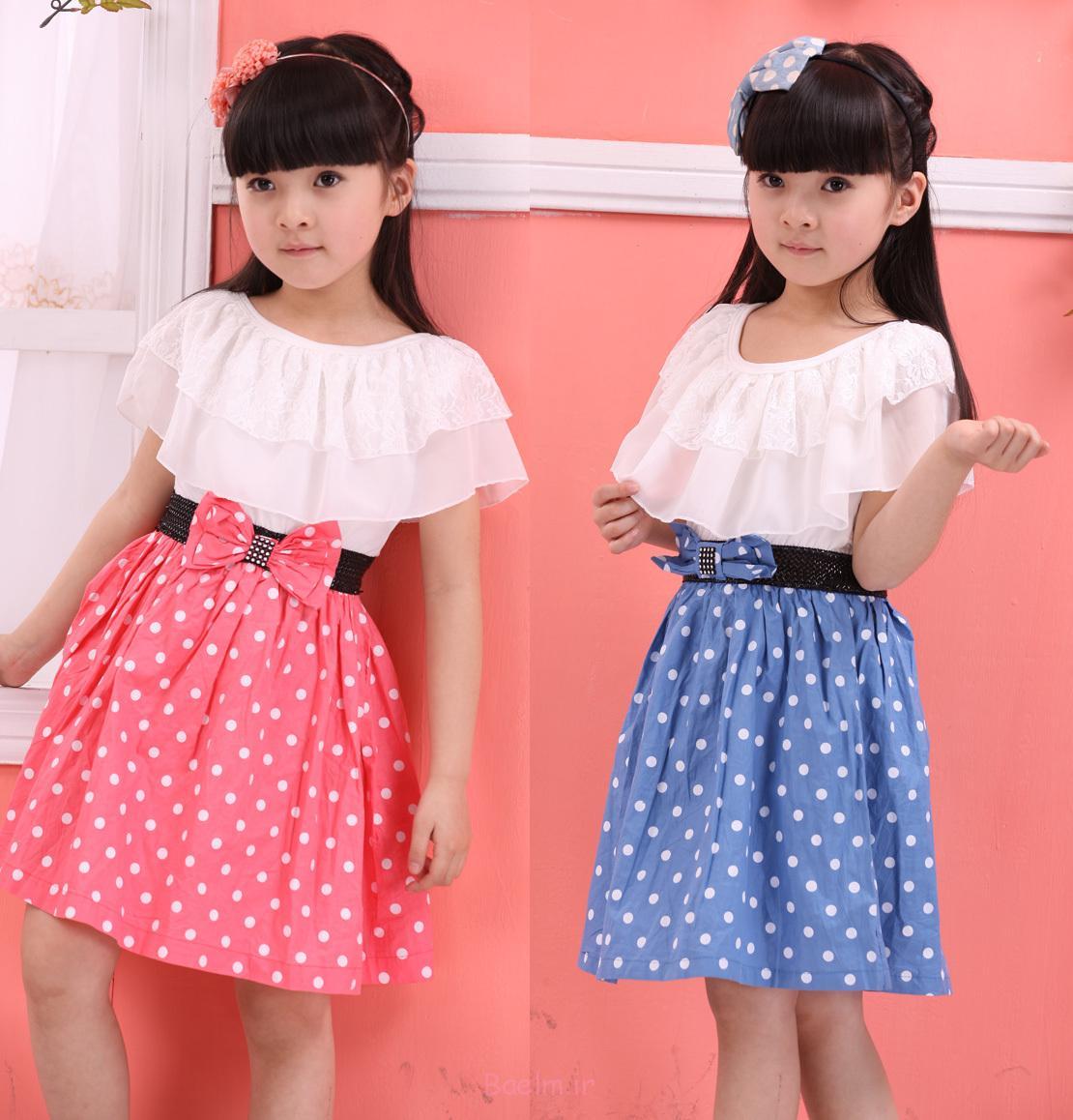 1 new Children clothing little girl summer female child