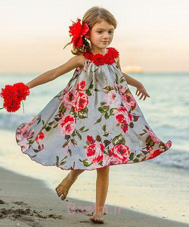 1 new girls in beautiful cotton frocks (12)