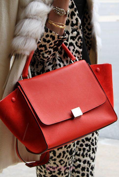 مجموعه 2 کیف های دستی قرمز بسیار جذاب برای دختران (11)