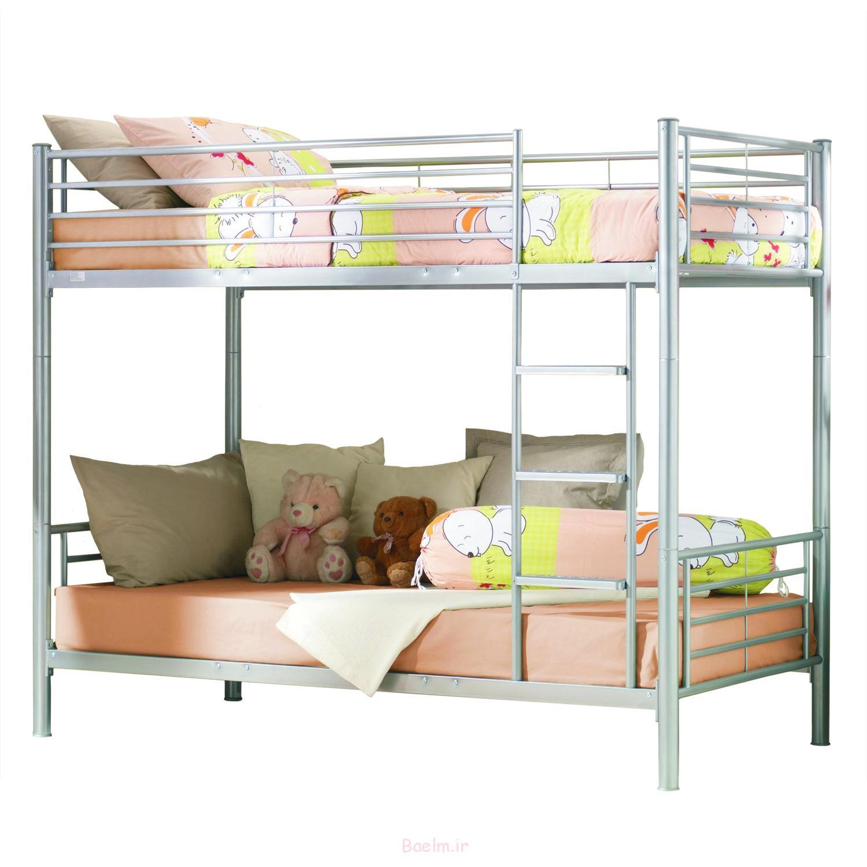 2014 فلزی تخت تختخواب سفری برای کودکان و نوجوانان ایده ها »