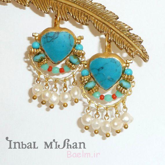 2014 collection maharaja earrings