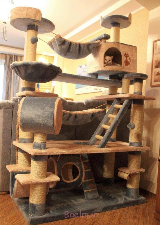 5 Cat Houses ideas for your home (1)