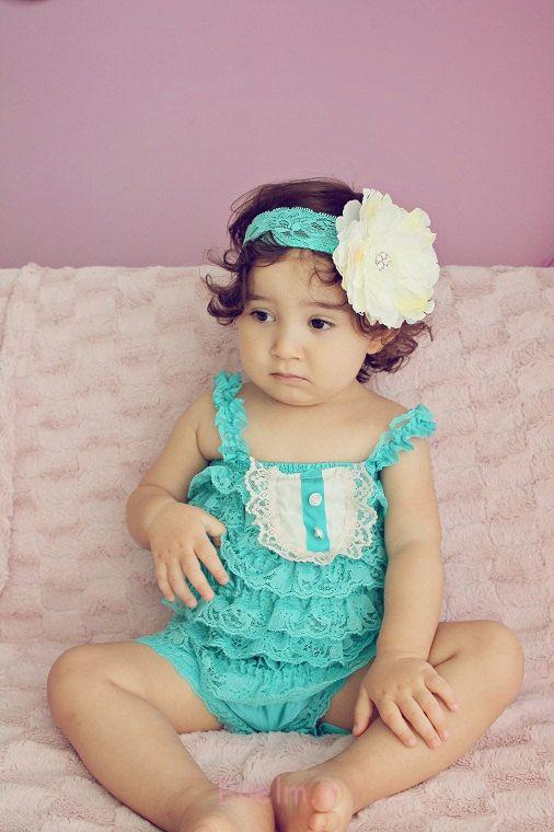 Baby girl Petti Romper design ideas