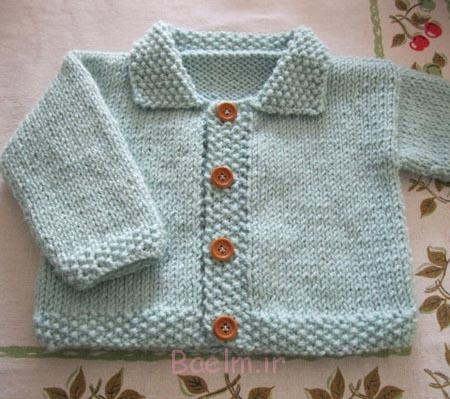 Best Crocheted Sweaters for Newborn Babies (5)