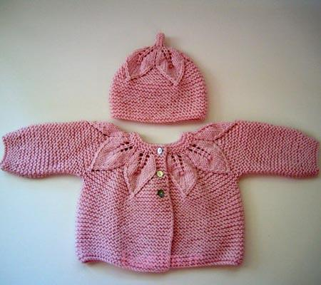 Best Crocheted Sweaters for Newborn Babies (8)