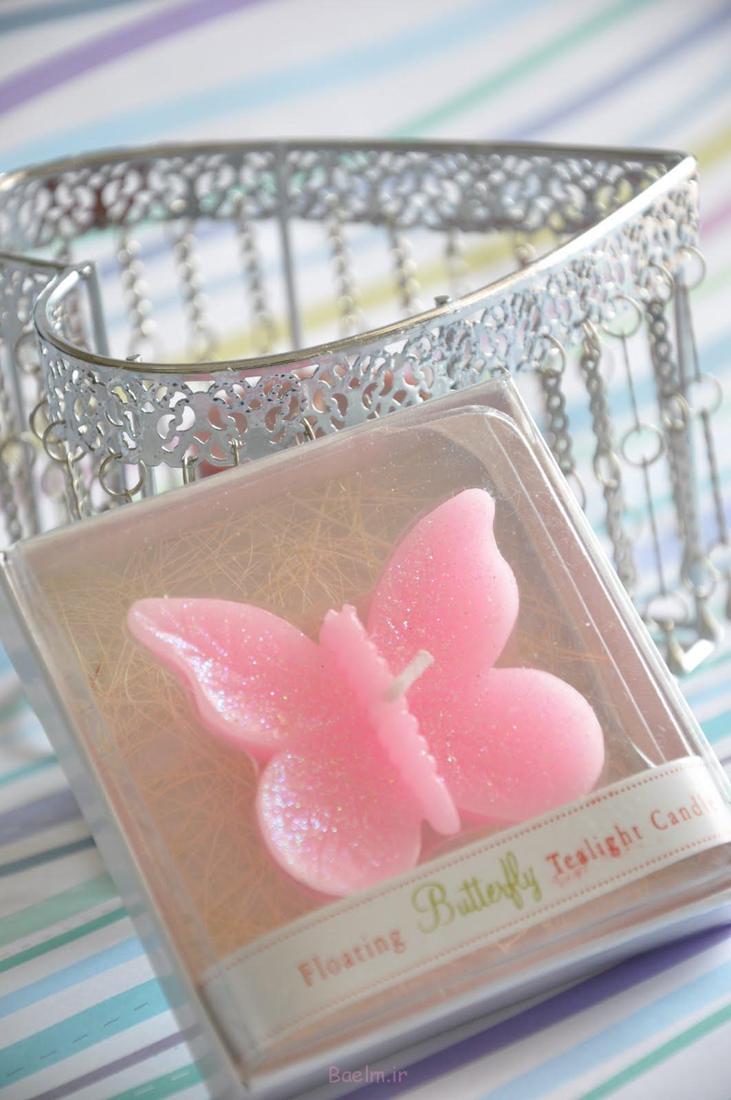 Floating Butterflies candles gift ideas