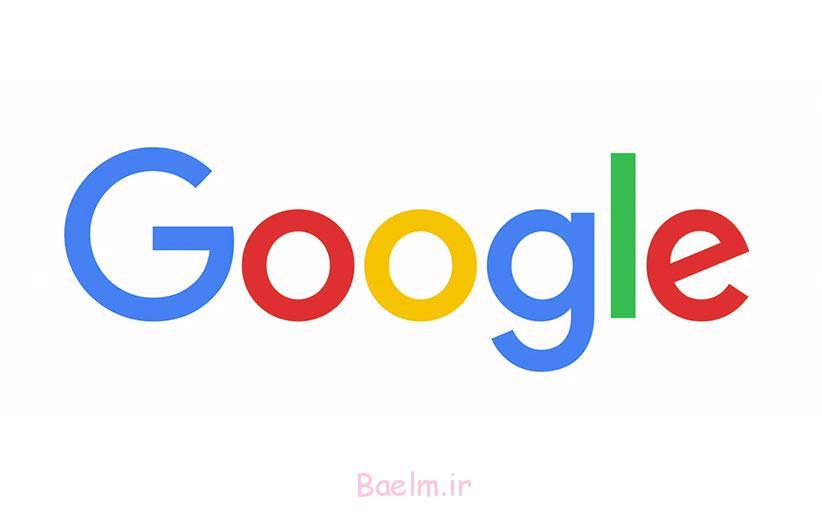 لوگوی جدید گوگل تنها ۳۰۵ بایت حجم دارد!!!
