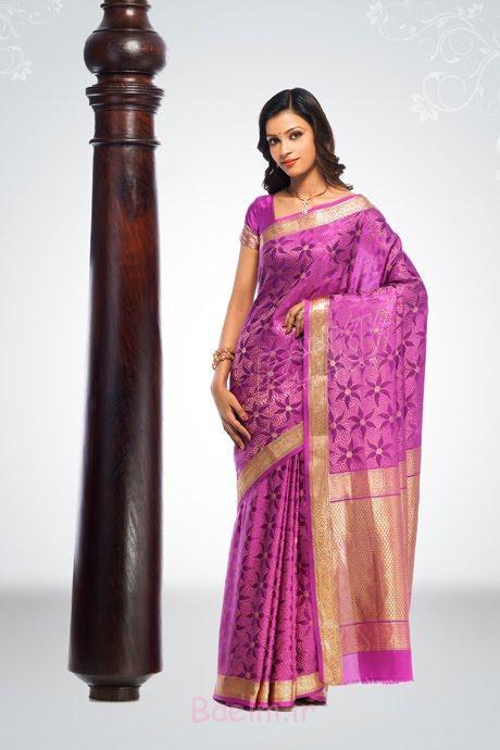 Ligth beautiful saree