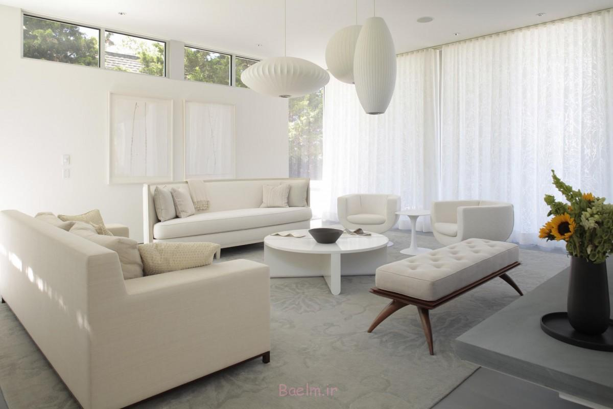 Simple Sitting Room