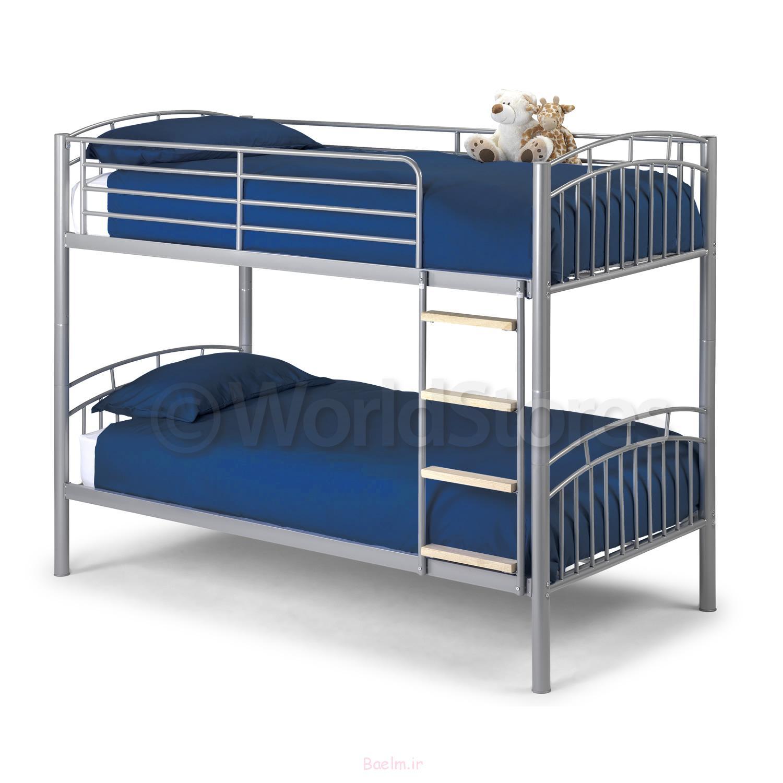 زیبا فلزی تخت تختخواب سفری برای کودکان و نوجوانان 2014
