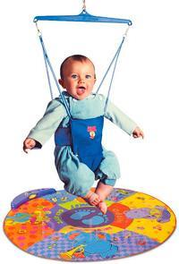 کودک آبی لباس