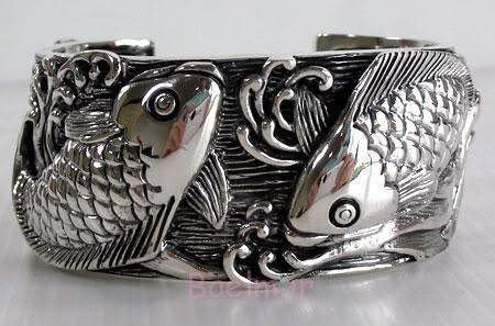 کپور ماهی کوی کاف دستبند برای زنان 2017