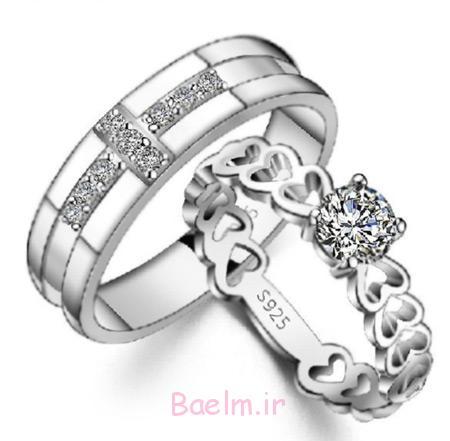 انگشتر نامزدی,زیباترین حلقه های نامزدی,انواع حلقه نامزدی