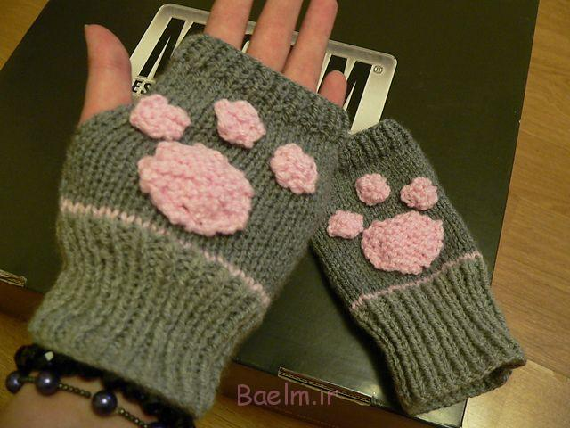 fingerless mittens knitting pattern ideas (1)